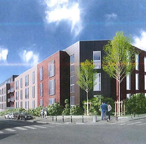 Construction réhabilitation de logements amiens