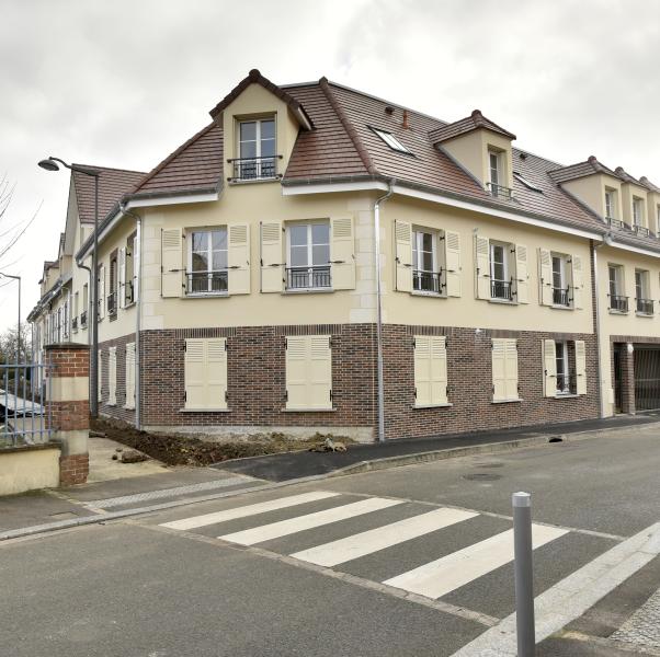 25 logements collectifs rue Venette