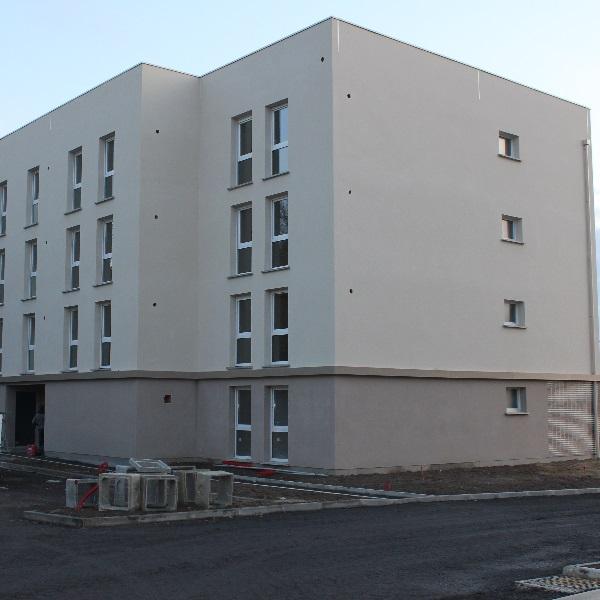 Logements en PSLA Delouard à Amiens