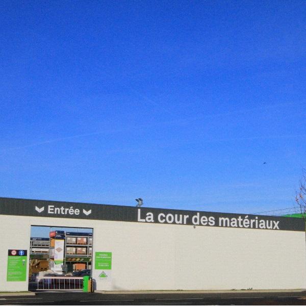 Bâtiment commercial Leroy Merlin à Beauvais