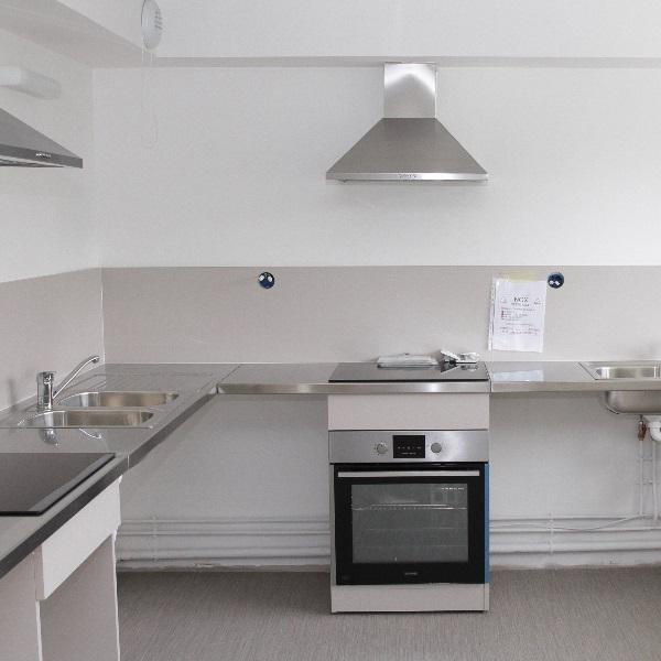 Cuisine résidence Saint-Leu Amiens