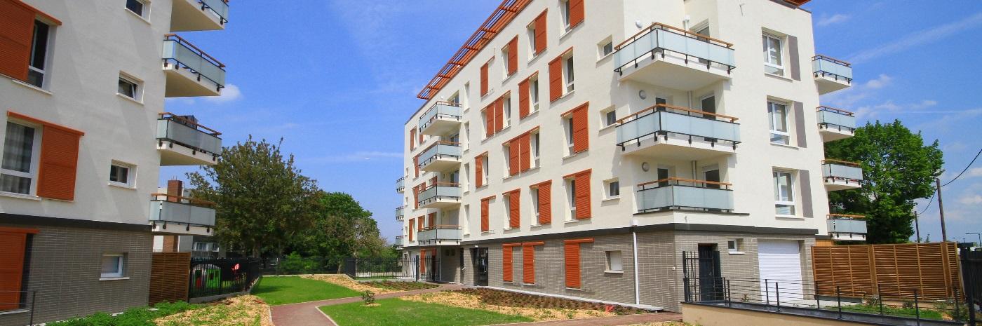 69 logements collectifs et crèche à Dugny