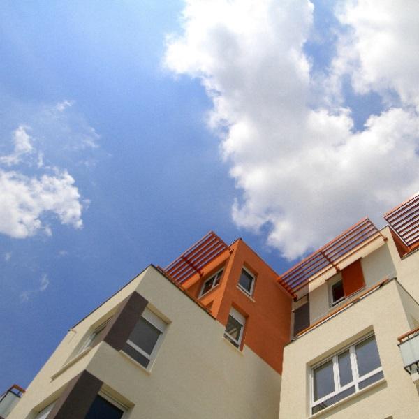 69 logements collectifs rue Lorenzi à Dugny (93).