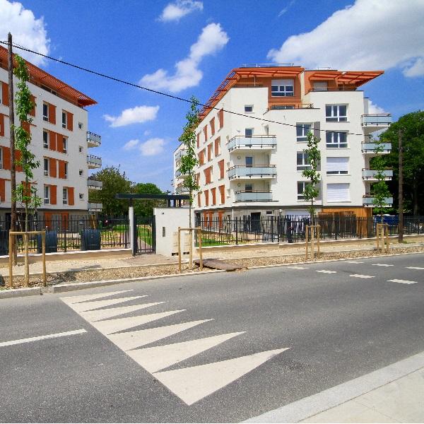 Construction de 69 logements collectifs et d'une crèche