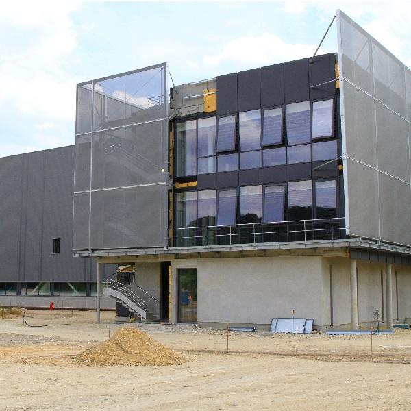 Bâtiment de fabrication Les Mureaux