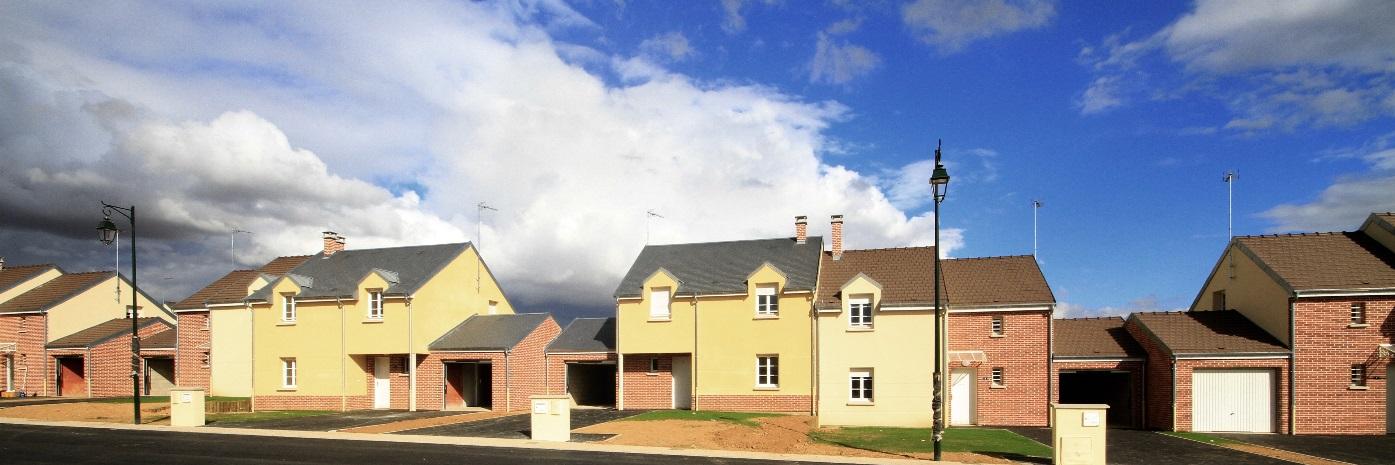 Ensemble de logements individuels Troissereux