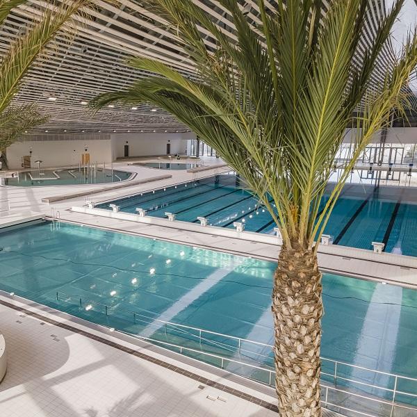 CREM centre aqualudique Reims