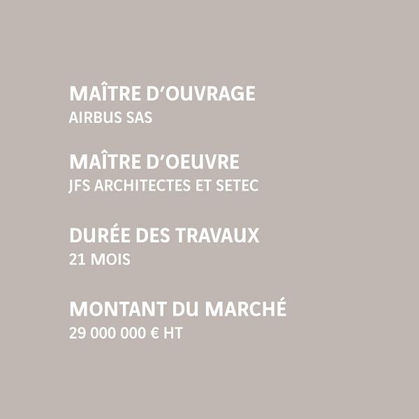 Infos Les Mureaux Ariane Bâtiment de Fabrication