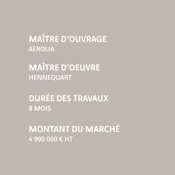 Infos Méaulte Aérolia Bâtiment Industriel