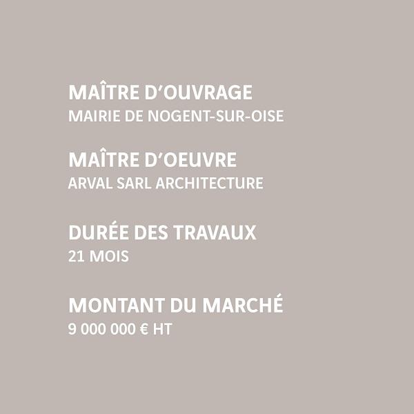 Infos Nogent-sur-Oise Groupe Scolaire