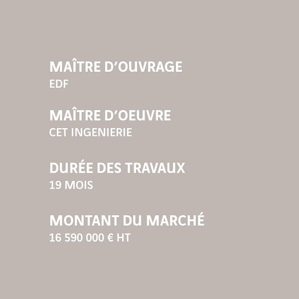 Infos Saint-Leu-d'Esserent EDF Bâtiment de Stockage