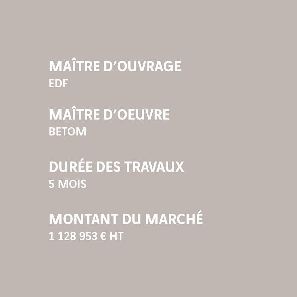Infos Saint-Leu-d'Esserent EDF Dalle de Stockage