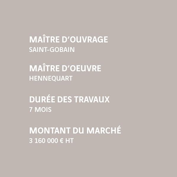 Infos Thourotte Saint-Gobain Usine