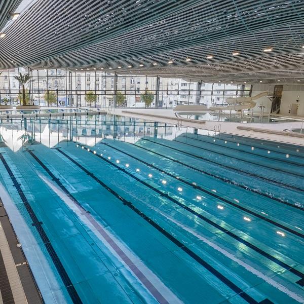 Reims Centre Aqualudique UCPA bassins