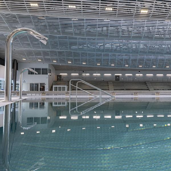 Reims Centre Aqualudique UCPA Piscine