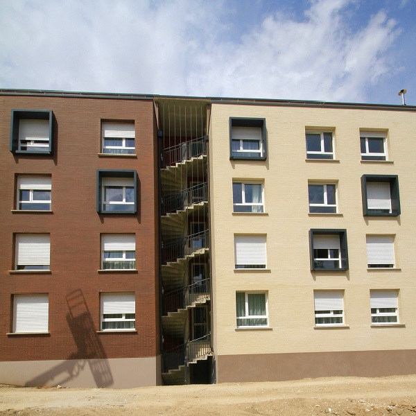 Residence Paul Claudel Amiens